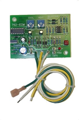 762-ECM 2 Speed Fan Control